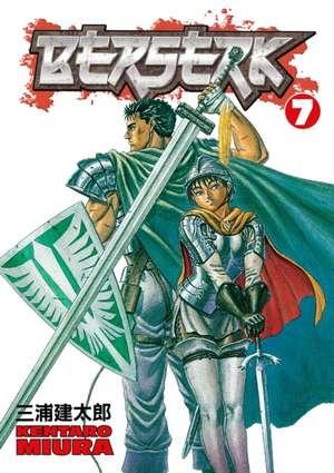 Berserk Volume 7 de Kentaro Miura