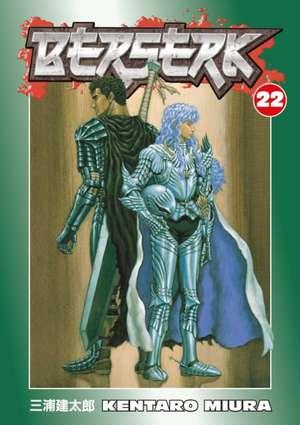Berserk Volume 22 de Kentaro Miura