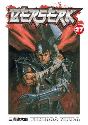 Berserk Volume 27 de Kentaro Miura