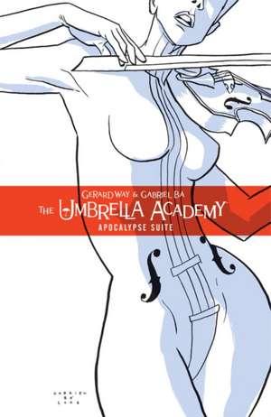 Umbrella Academy Volume 1, The: Apocalypse Suite