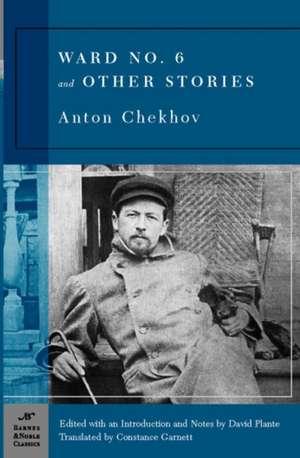 Ward No. 6 and Other Stories (Barnes & Noble Classics Series) de Anton Pavlovich Chekhov
