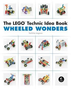 The Lego Technic Idea Book: Wheeled Wonders imagine