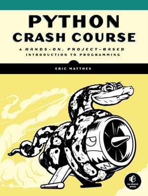 Python Crash Course de Eric Matthes