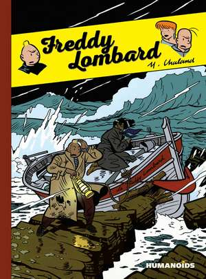 Freddy Lombard de Yves Chaland