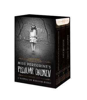 Miss Peregrine's Peculiar Children Boxed Set Cartonat