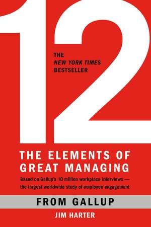 12: The Elements of Great Managing de Rodd Wagner