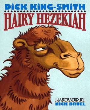 Hairy Hezekiah de Dick King-Smith
