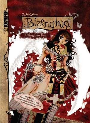 Bizenghast: Falling into Fear Artbook