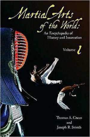 Martial Arts of the World, 2-Volume Set imagine