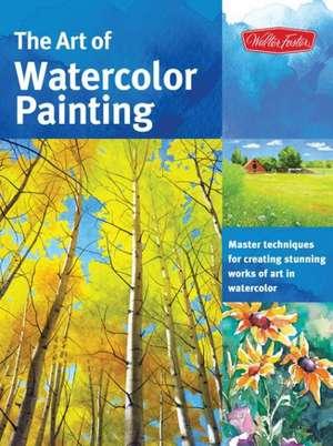 The Art of Watercolor Painting de Thomas Needham