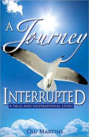 A Journey Interrupted de Olu Martins