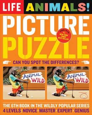 Life: Picture Puzzle Animals de The Editors of LIFE