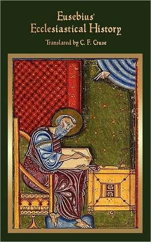 Eusebius' Ecclesiastical History de  Eusebius Pamphilus