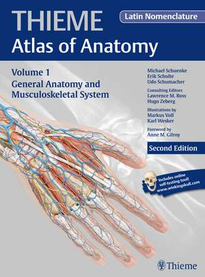 General Anatomy and Musculoskeletal System (Latin Nomenclature Edition)