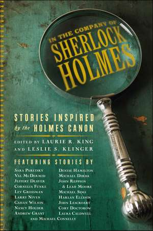 In the Company of Sherlock Holmes – Stories Inspired by the Holmes Canon de Leslie S. Klinger
