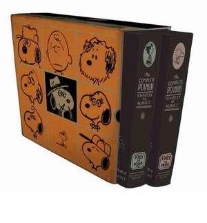 The Complete Peanuts 1983-1986 Gift Box Set de Charles M. Schulz