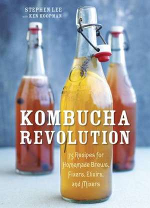 Kombucha Revolution imagine