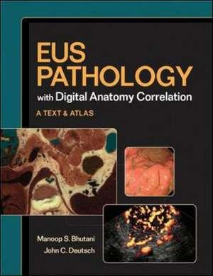 EUS Pathology with Digital Anatomy Correlation: Textbook and Atlas