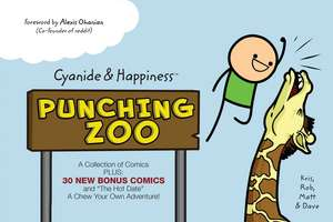 Cyanide and Happiness: Punching Zoo de Kris Wilson