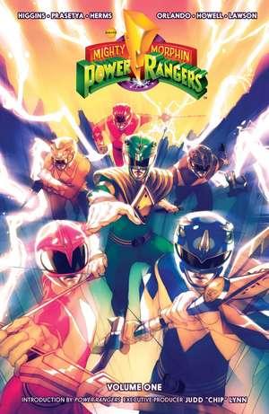 Mighty Morphin Power Rangers Vol. 1 de Kyle Higgins
