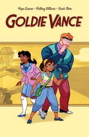 Goldie Vance Vol. 1 de Hope Larson