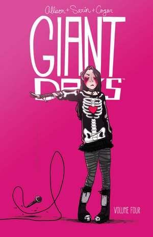 Giant Days Vol. 4 de John Allison