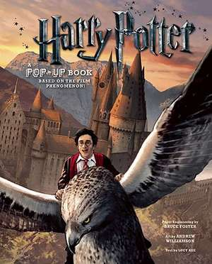 HARRY POTTER: A POP-UP BOOK de ANDREW WILLIAMSON