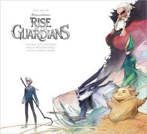 ART OF RISE OF THE GUARDIANS de RAMIN ZAHED