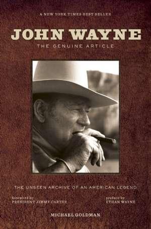 John Wayne de Michael Goldman