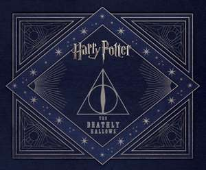 The Deathly Hallows Deluxe Stationery Set de INSIGHT EDITIONS