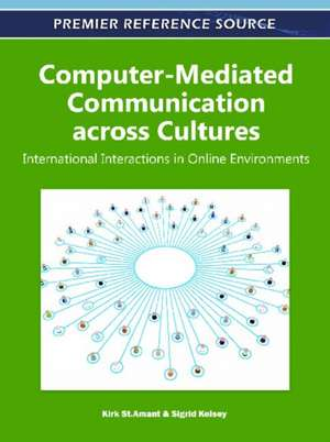 Computer-Mediated Communication Across Cultures