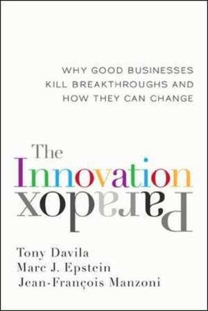 Innovation Paradox