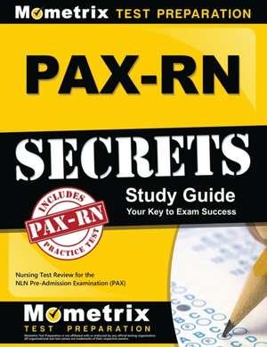 Pax-RN Secrets Study Guide