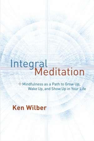 Integral Meditation de Ken Wilber