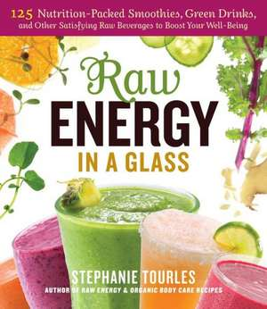 Raw Energy in a Glass