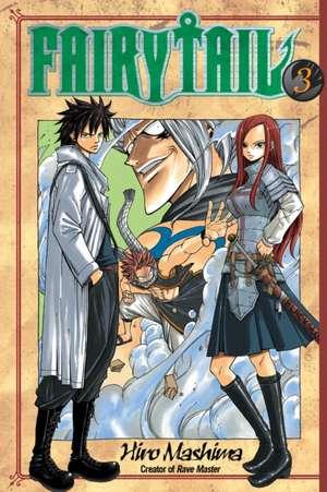 Fairy Tail 3 de Hiro Mashima