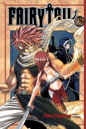 Fairy Tail 12 de Hiro Mashima