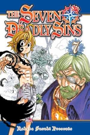 The Seven Deadly Sins 7 de Nakaba Suzuki