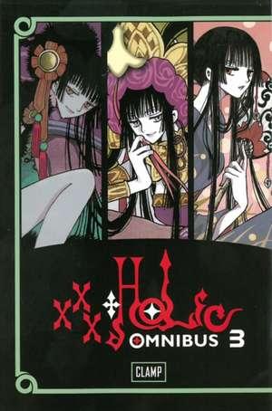 Xxxholic Omnibus 3 de Clamp