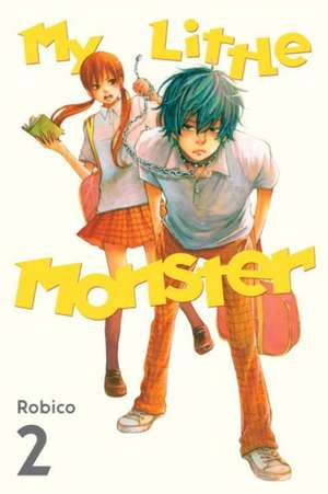 My Little Monster 2 de  Robico