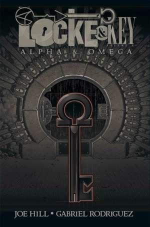 Alpha & Omega:  Backstage Edition Volume 1 de Joe Hill