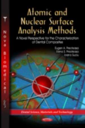 Atomic & Nuclear Surface Analysis Methods