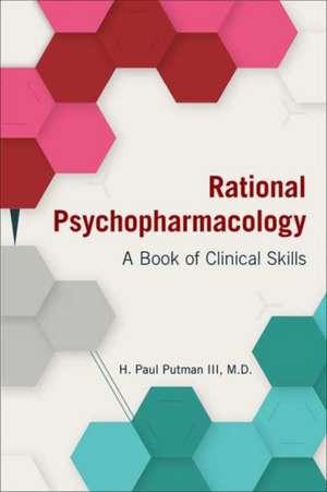 Rational Psychopharmacology imagine