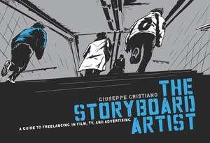 The Storyboard Artist imagine