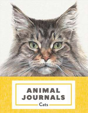 Animal Journals:  Cats de Happy Menocal