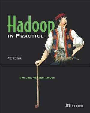 Hadoop in Practice de Alex Holmes