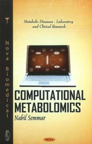 Computational Metabolomics