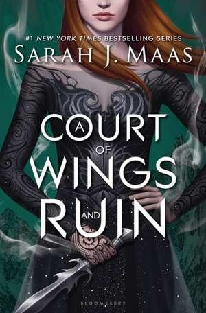 A Court of Wings and Ruin de Sarah J. Maas