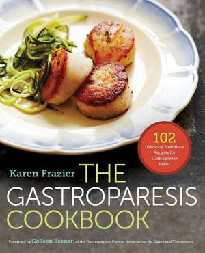The Gastroparesis Cookbook