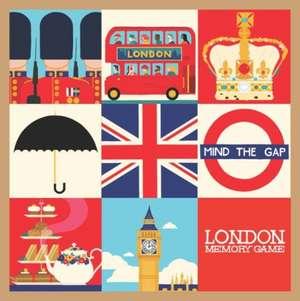 London Memory Game imagine